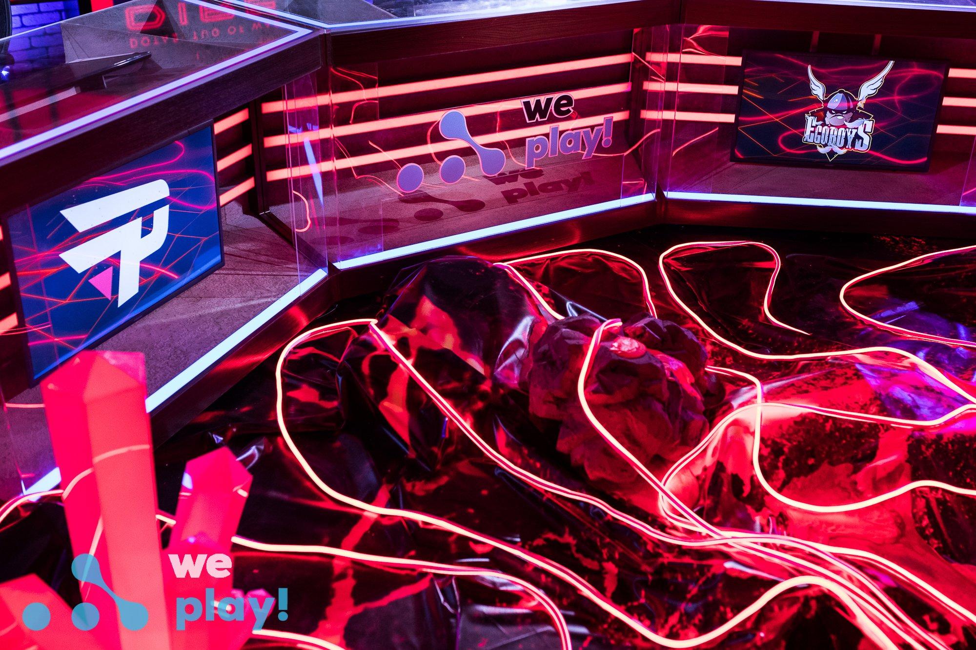 WePlay! Tug of War: Dire — photos