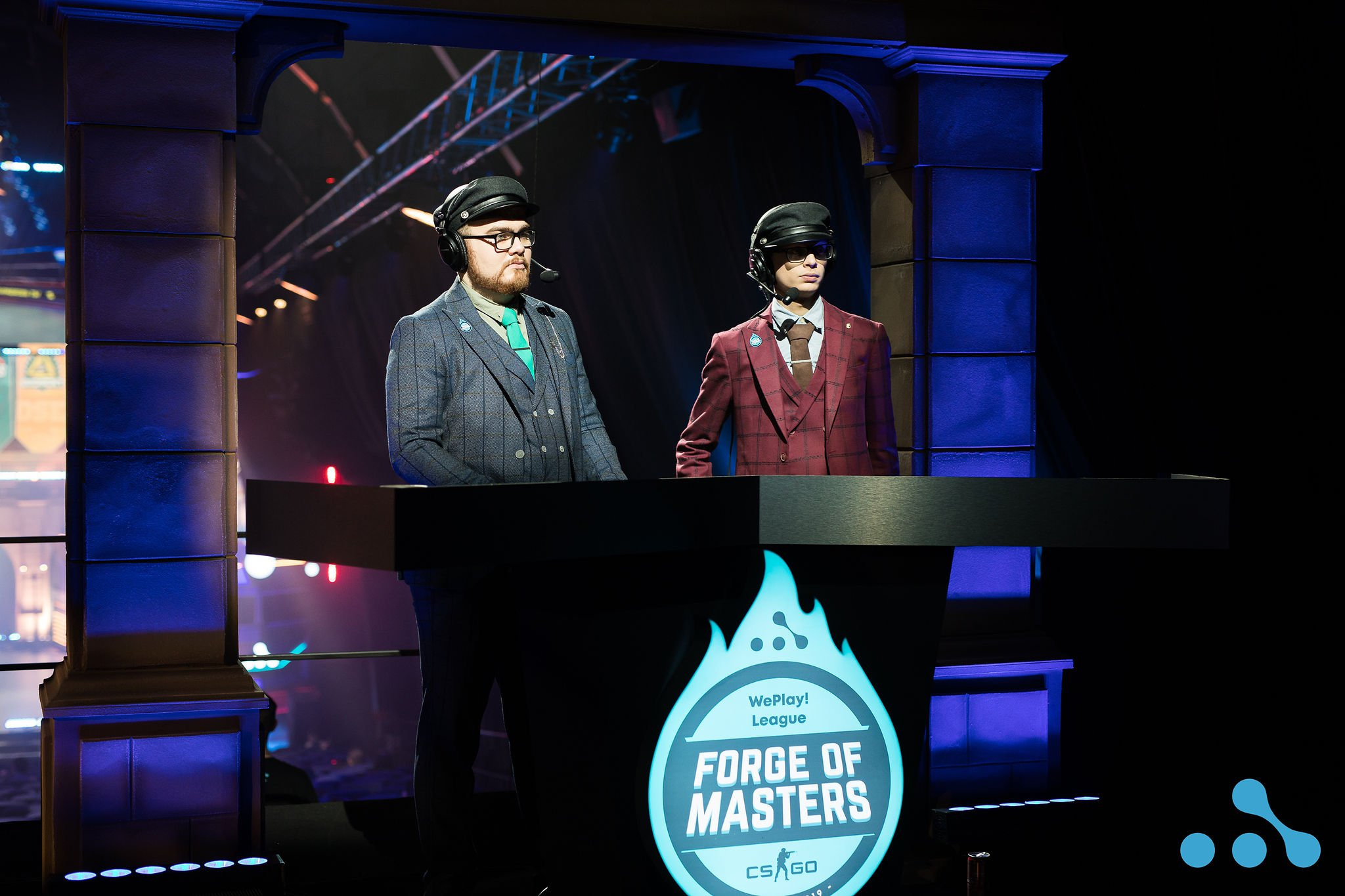 Forge of Masters. WePlay! League Season 2