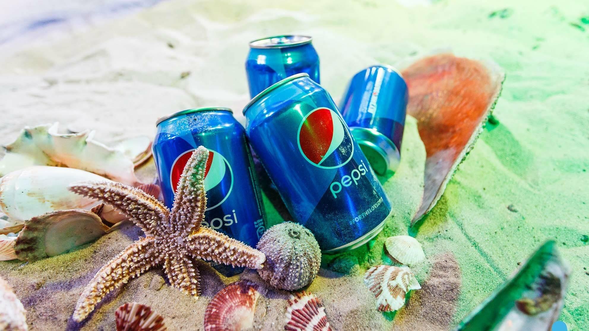Интеграция Pepsi в турнир Reshuffle Madness Season 2