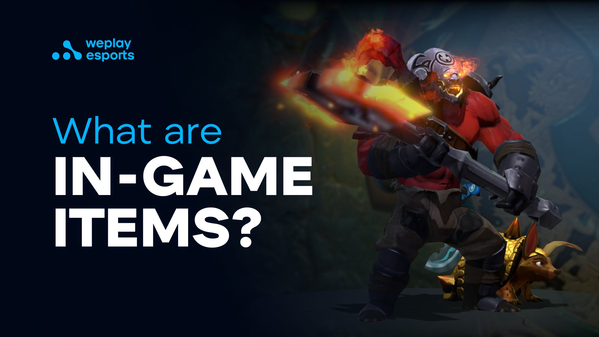 What are In-Game Items?