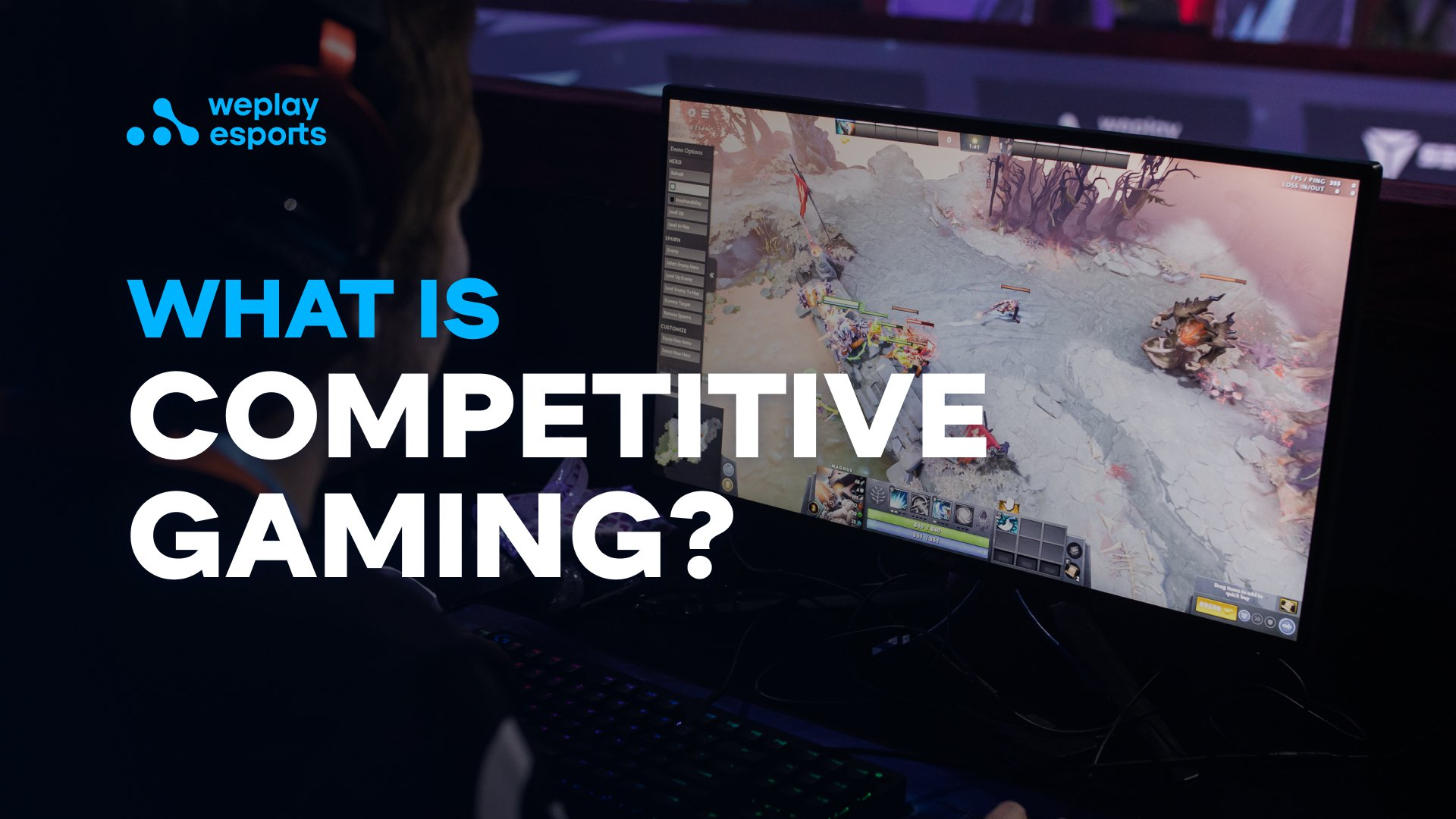 What Is Competitive Gaming?