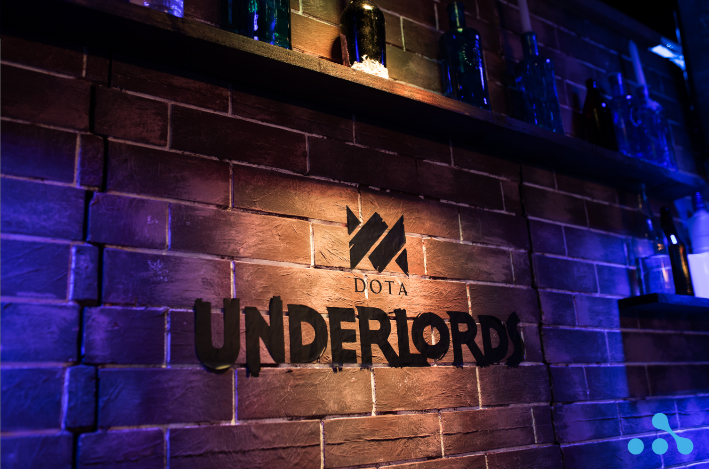 The Underlords Logo