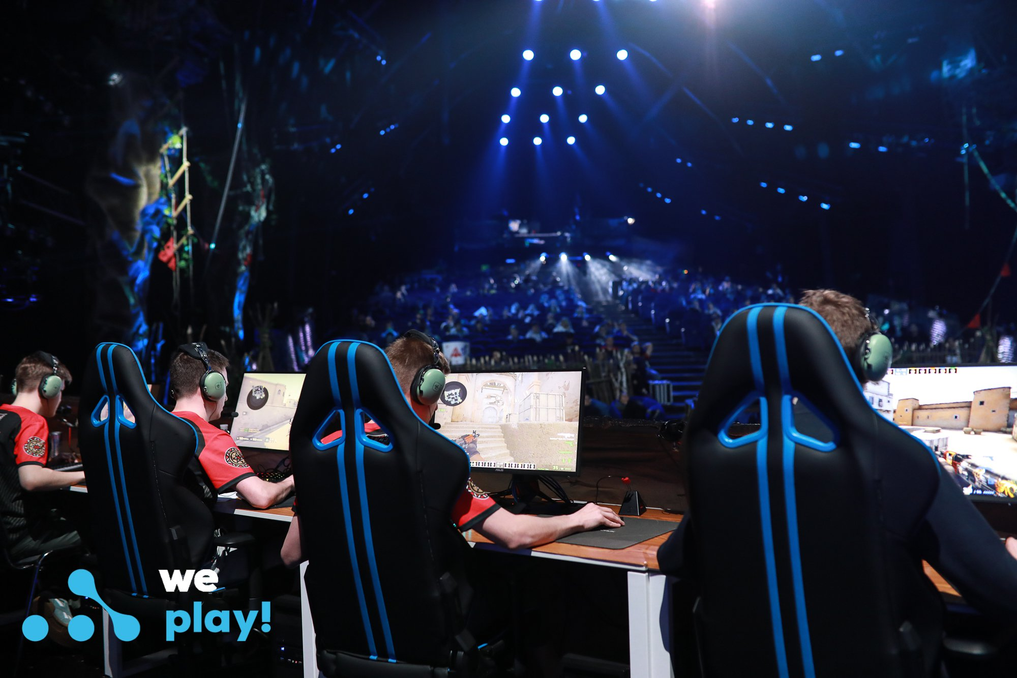 Forge of Masters. WePlay! League