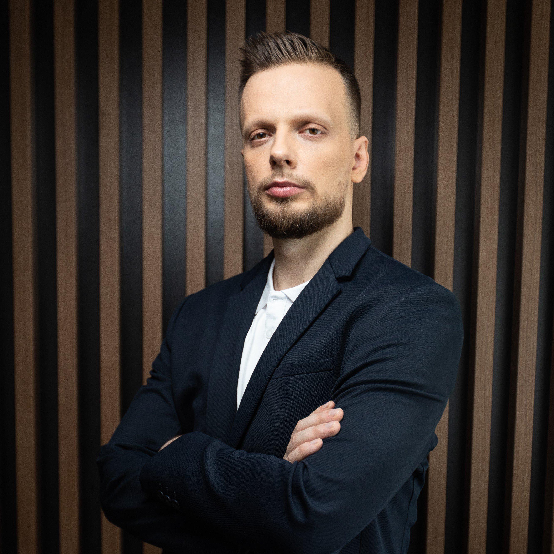 Anton Tokarev, lead esports manager at WePlay Esports. Photo: WePlay Holding