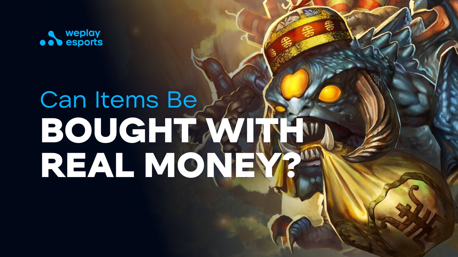 Can Items Be Bought With Real Money?