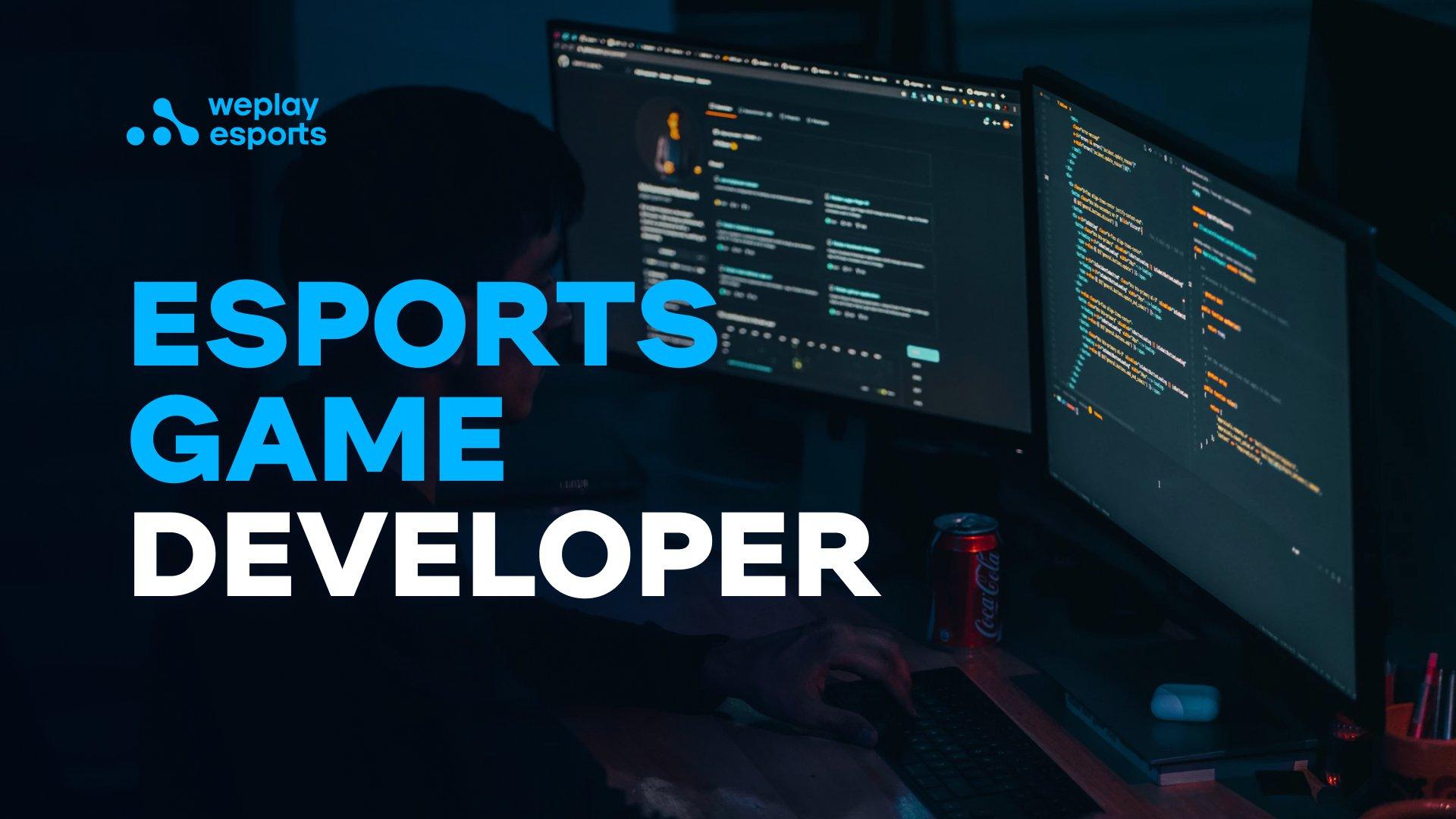 Esport Game Developer