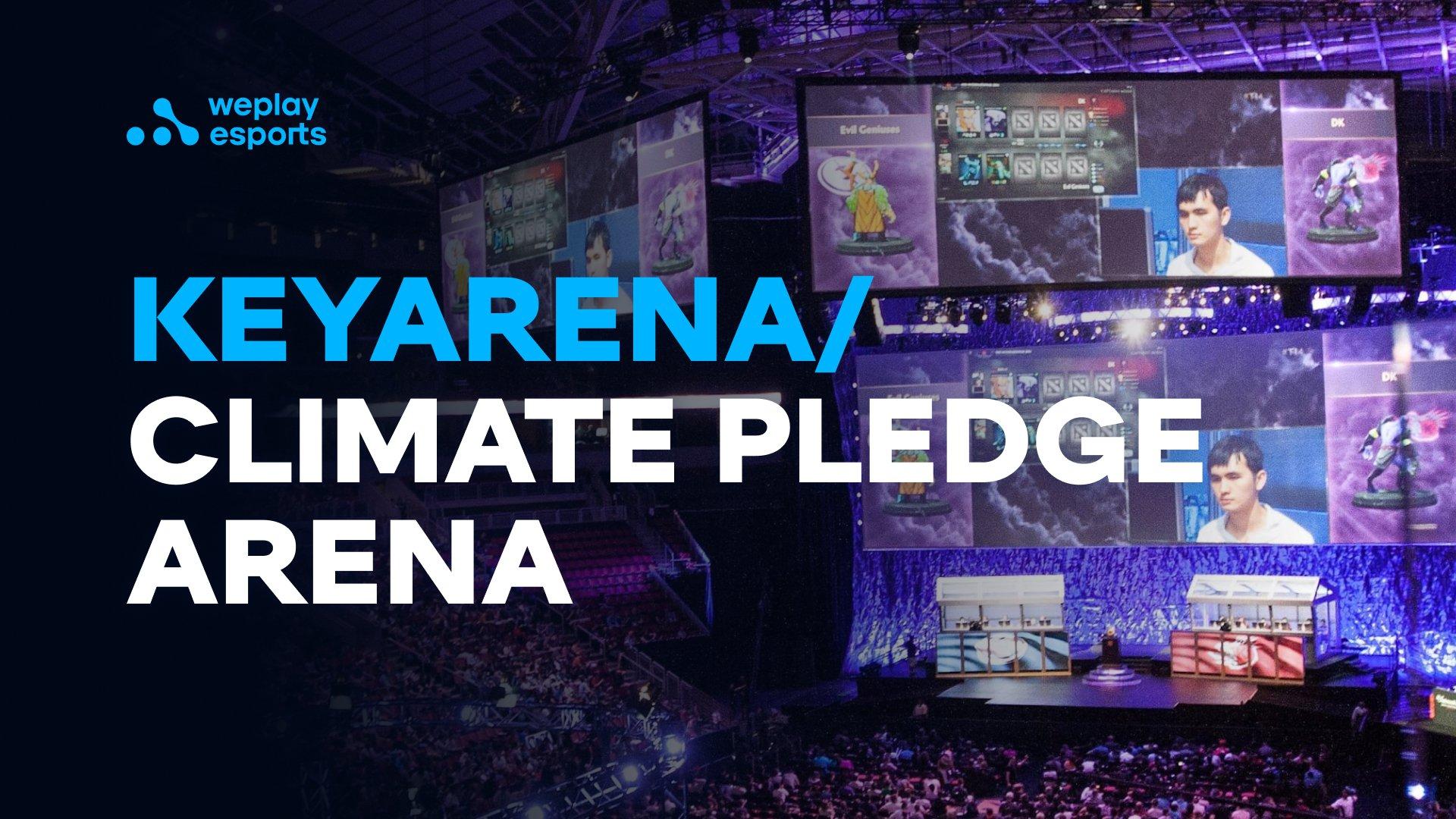 KeyArena/Climate Pledge Arena