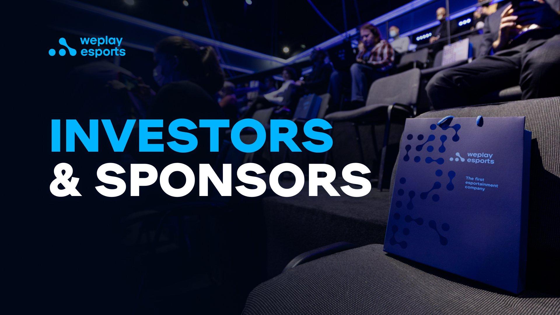 Investor/Sponsor