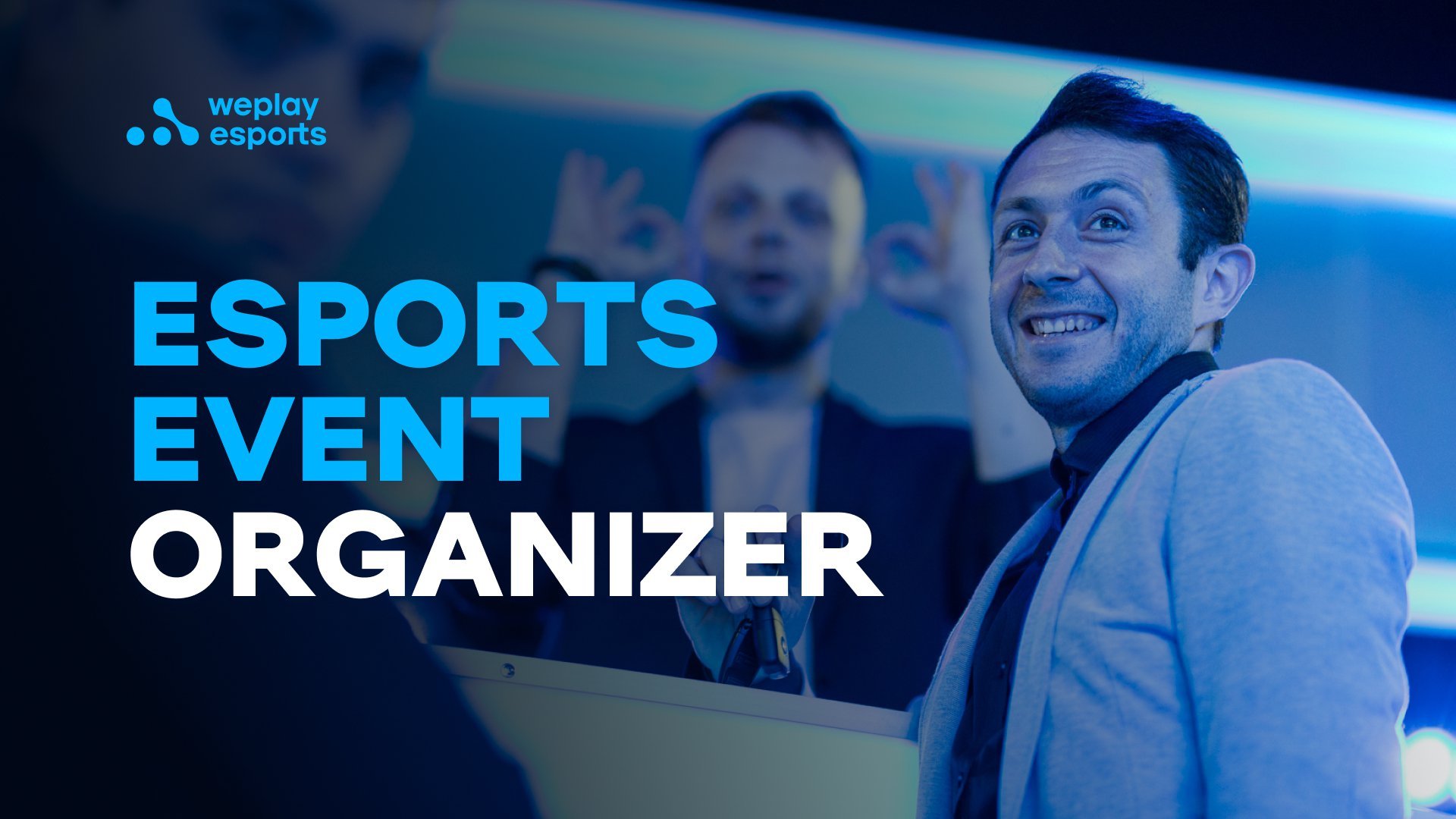 Esports Event Organizer