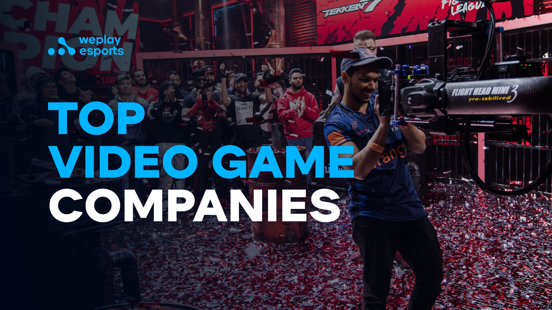 Top Video Games Companies
