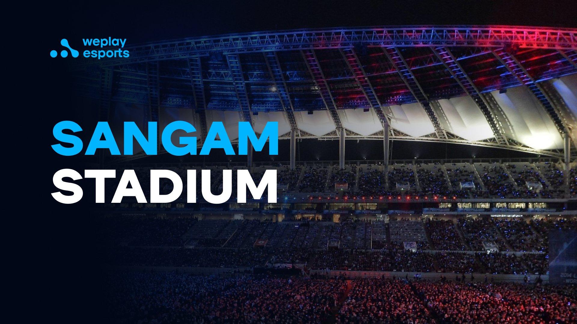 Sangam Stadium
