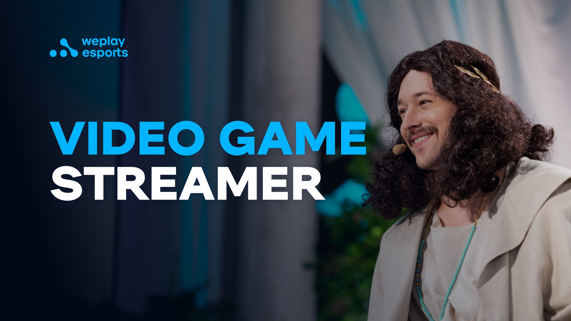 Video Game Streamer