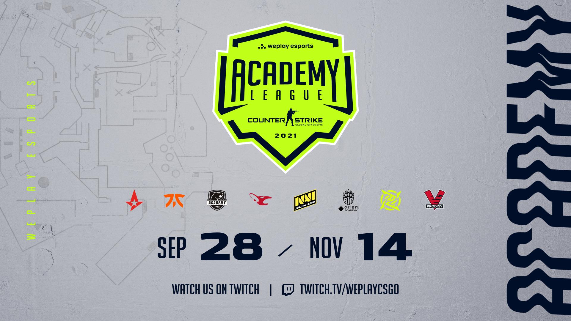 WePlay Academy League Season 2. Image: WePlay Holding