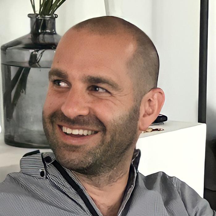 Alexander Lewin, VP of Distribution and Programming for BLAST. Photo: BLAST