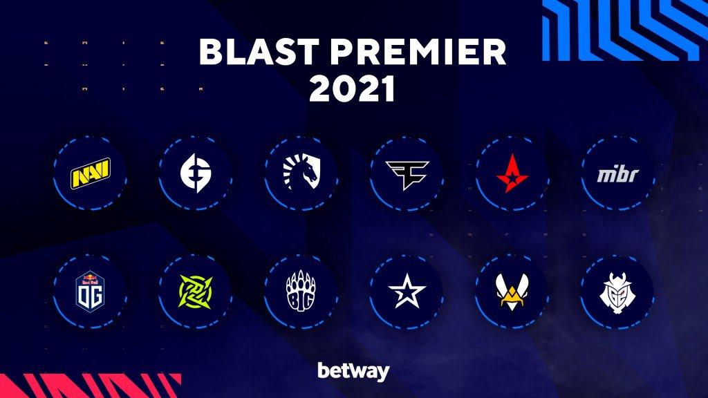 Blast Premier 2021