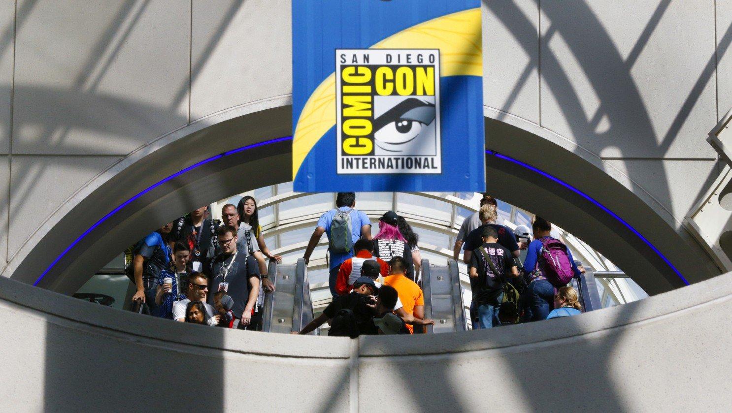 ComicCon San Diego International