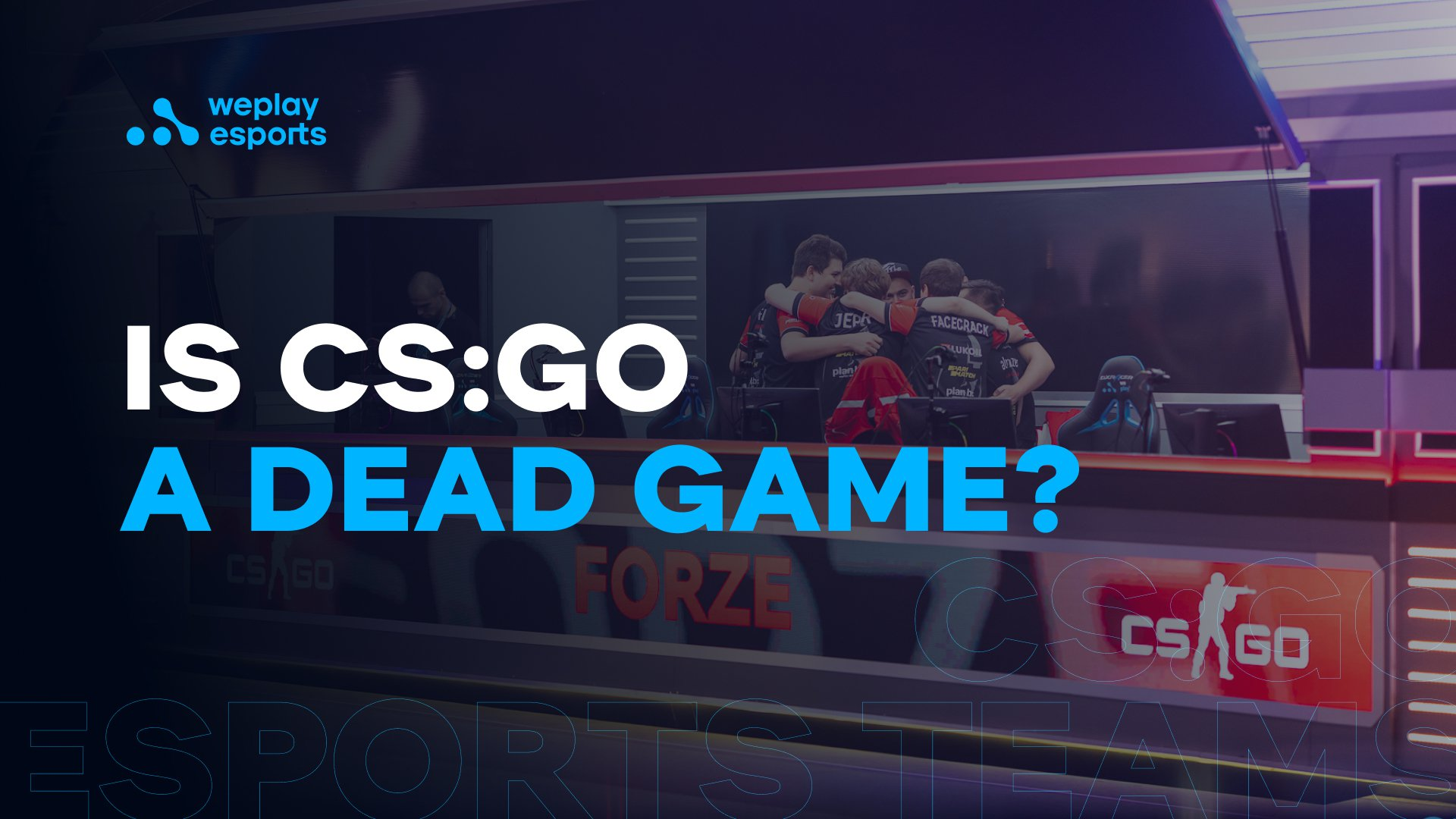 Is CS:GO a Dead Game?