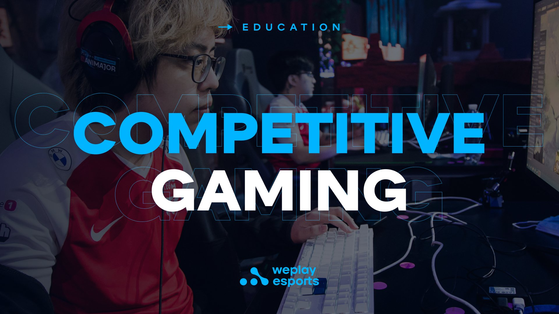 Competitive Gaming. Image: WePlay Holding