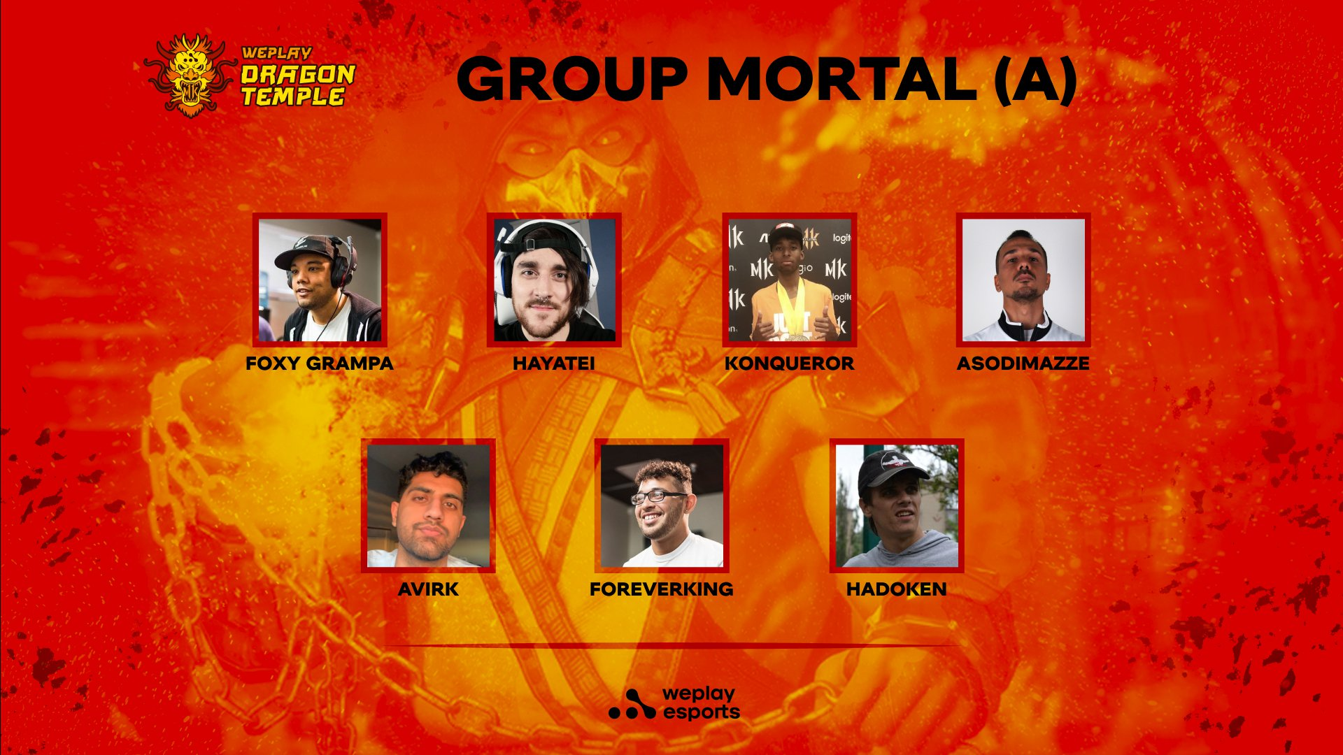 Group Mortal (A)