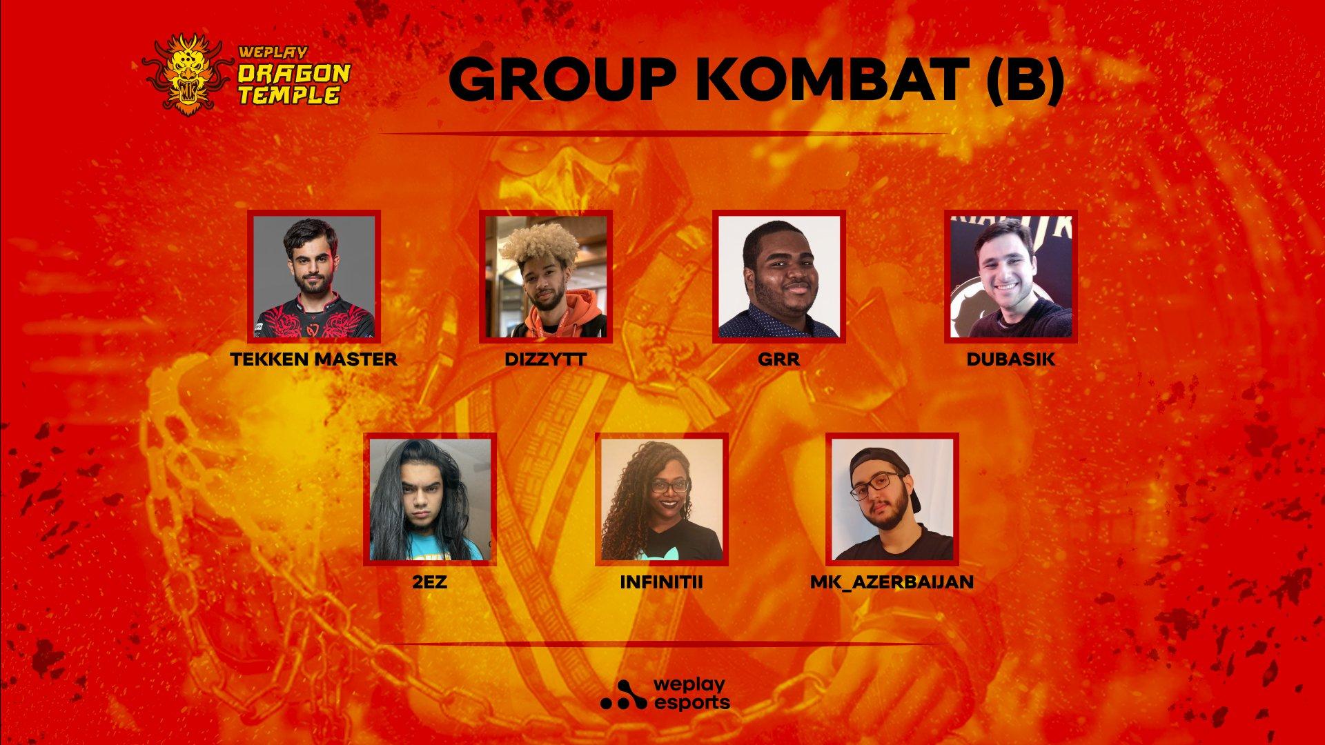 Group KOMBAT