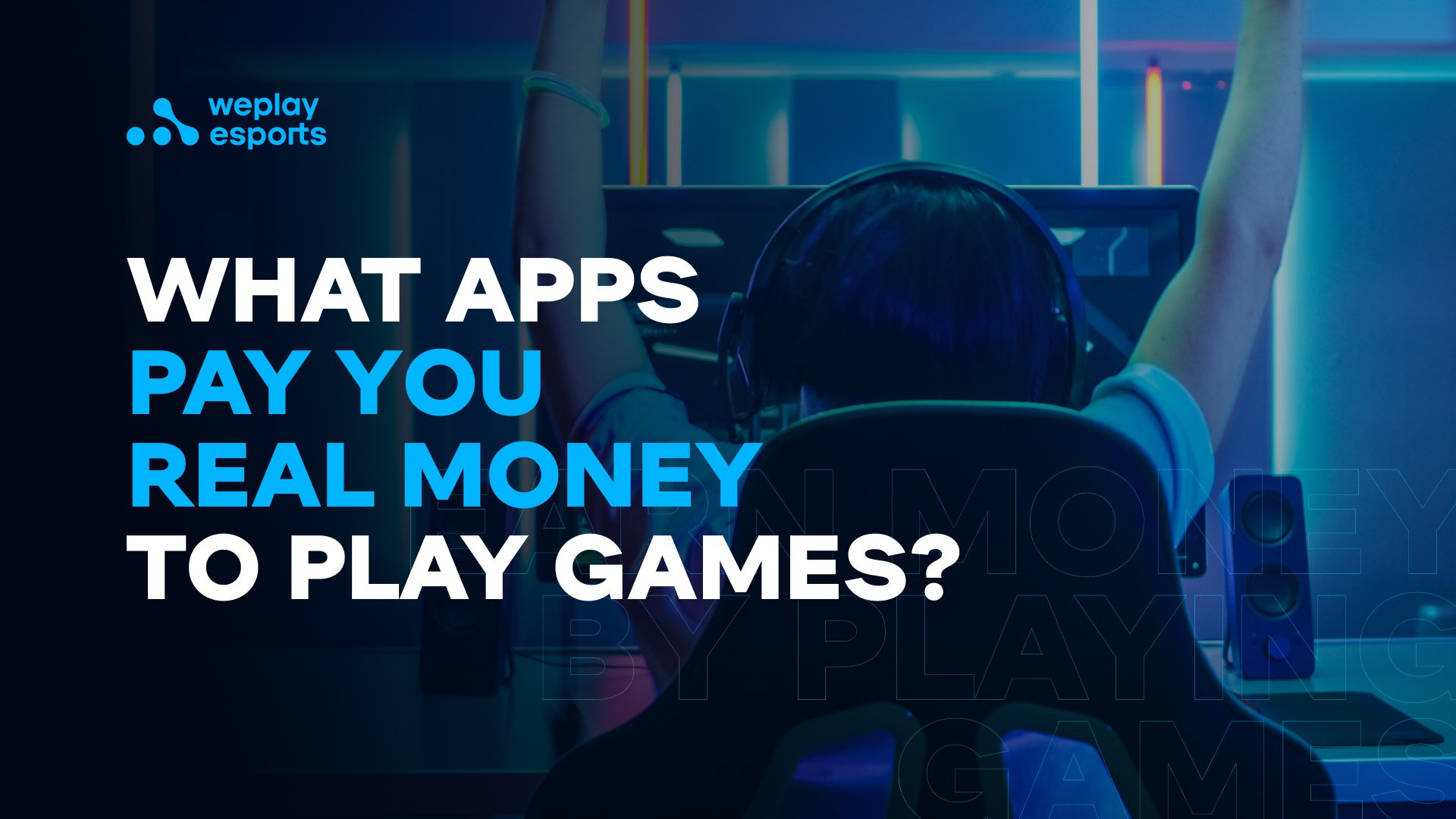 What apps pay you real money to play games?