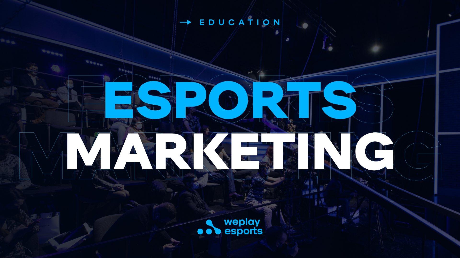 Esports Marketing. Image: WePlay Holding
