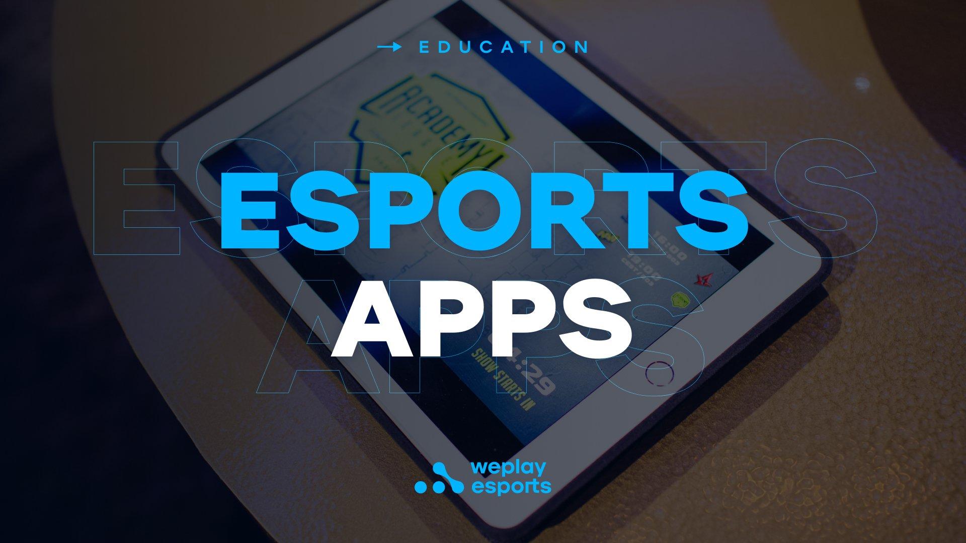 Esports Apps. Image: WePlay Holding