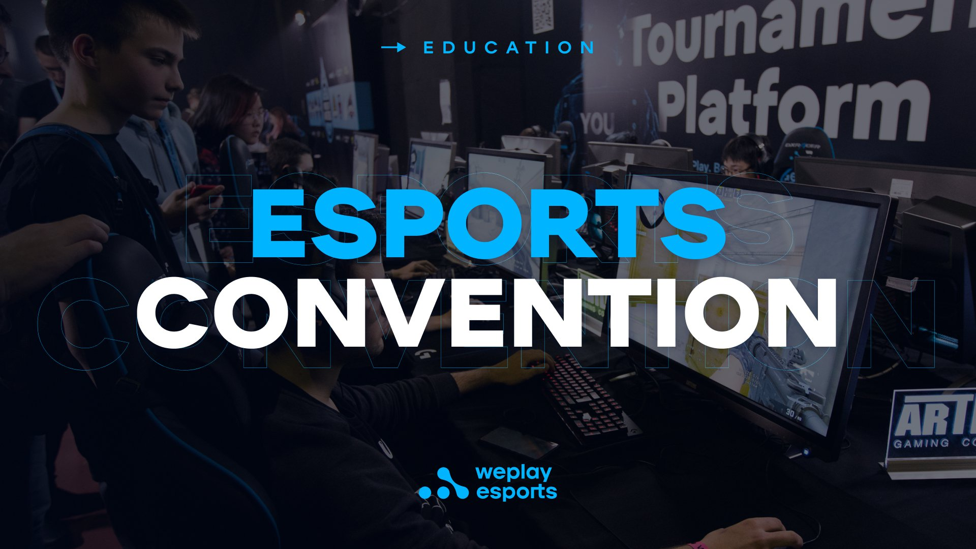 Esports Convention. Image: WePlay Holding