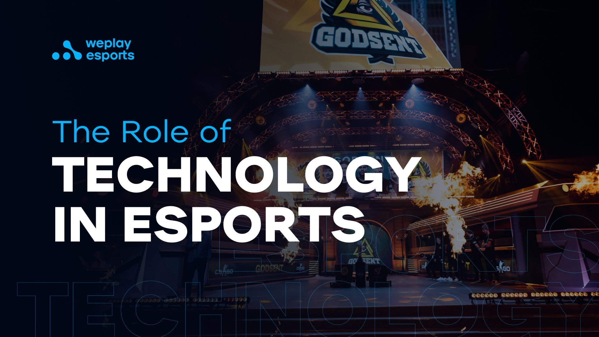 The Role of Technology in Esports