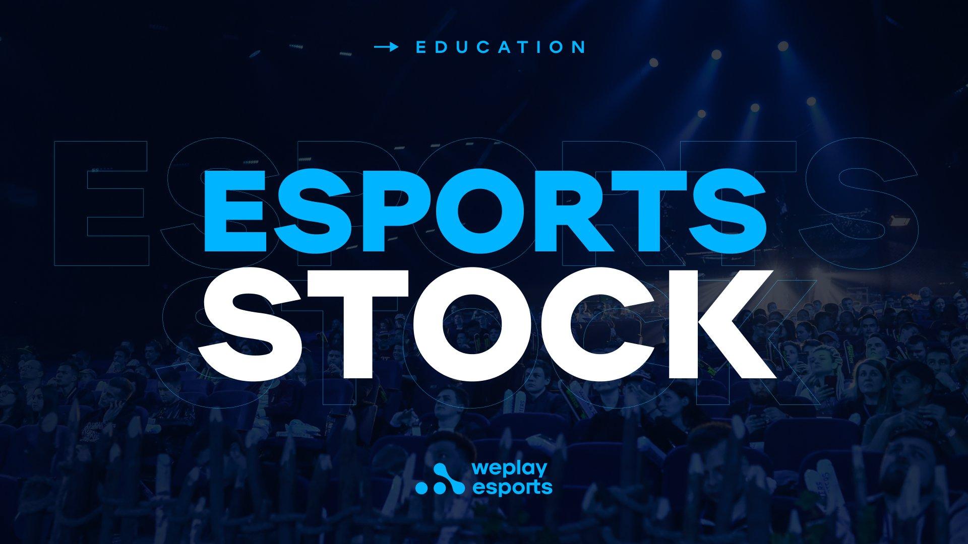 Esports stock. Image: WePlay Holding