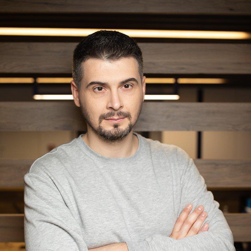 Eugene Luchianenco, head of esports at WePlay Esports. Photo: WePlay Holding