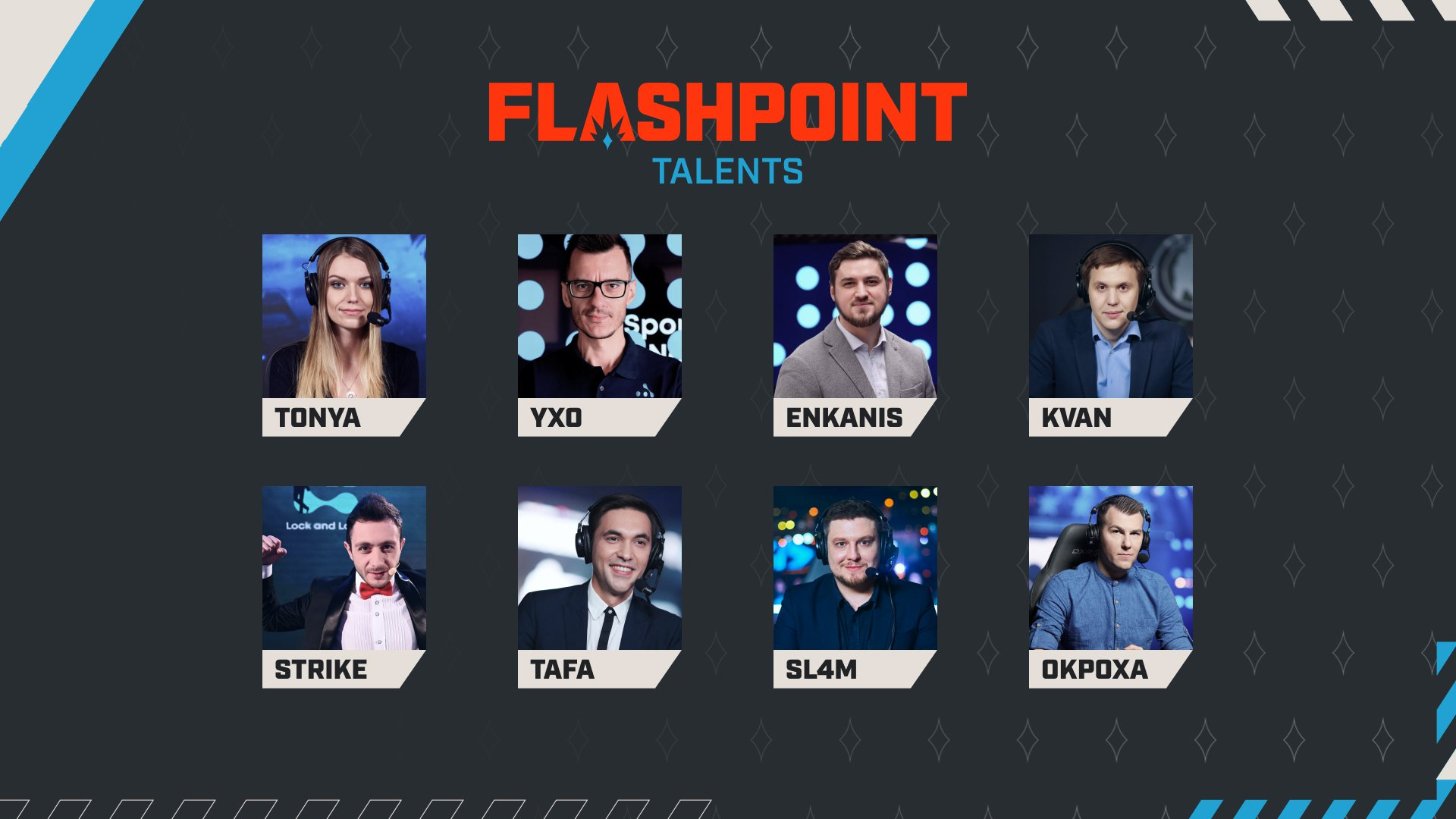 Flashpoint Season 3 Russian-Speaking talent crew announced