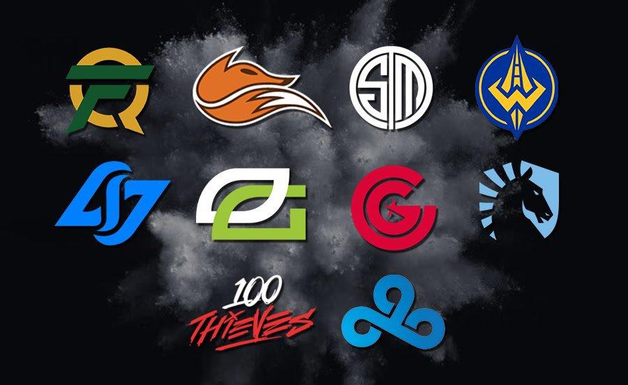 Esports Organizations