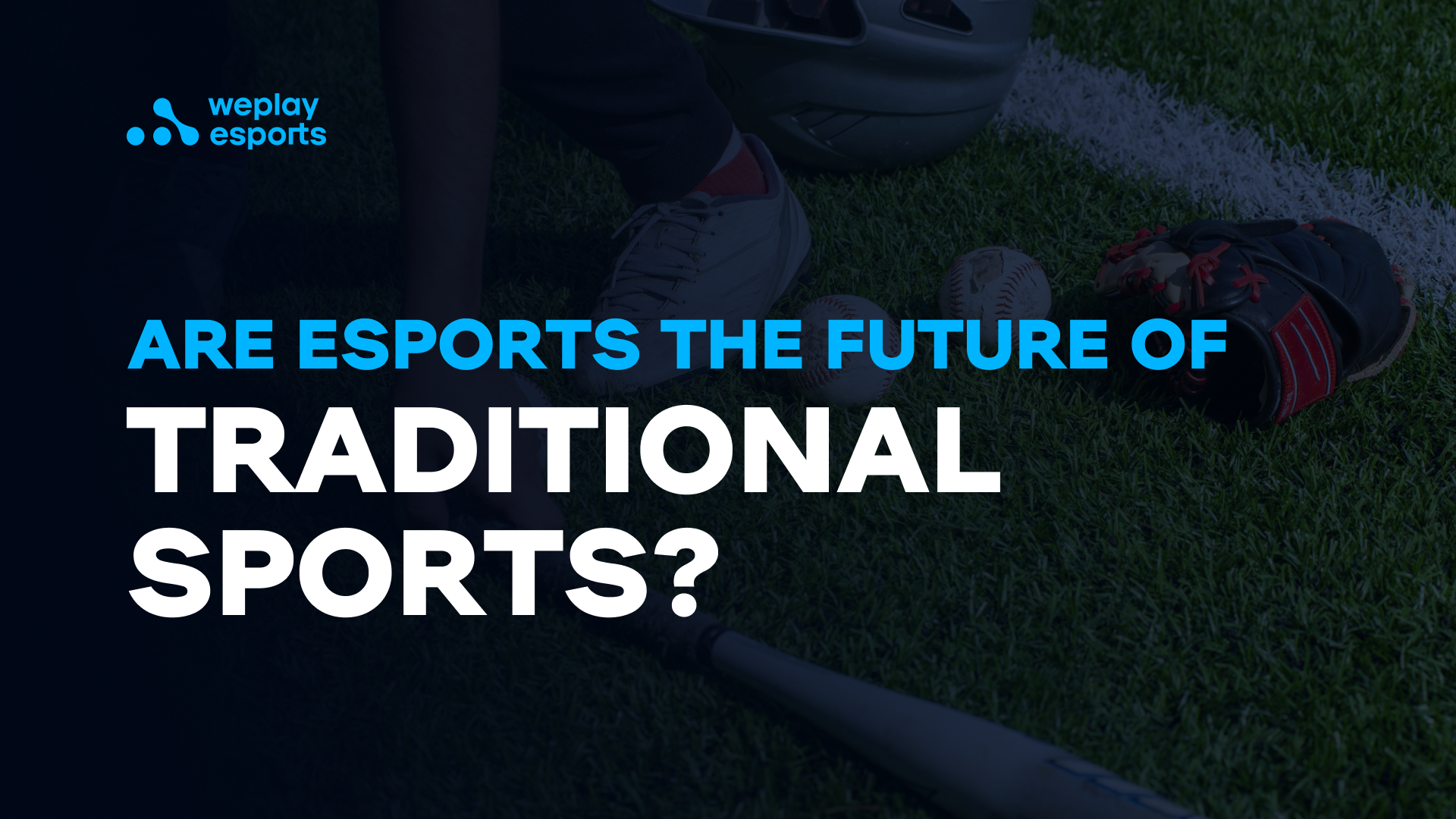 Are esports the future of traditional sports?