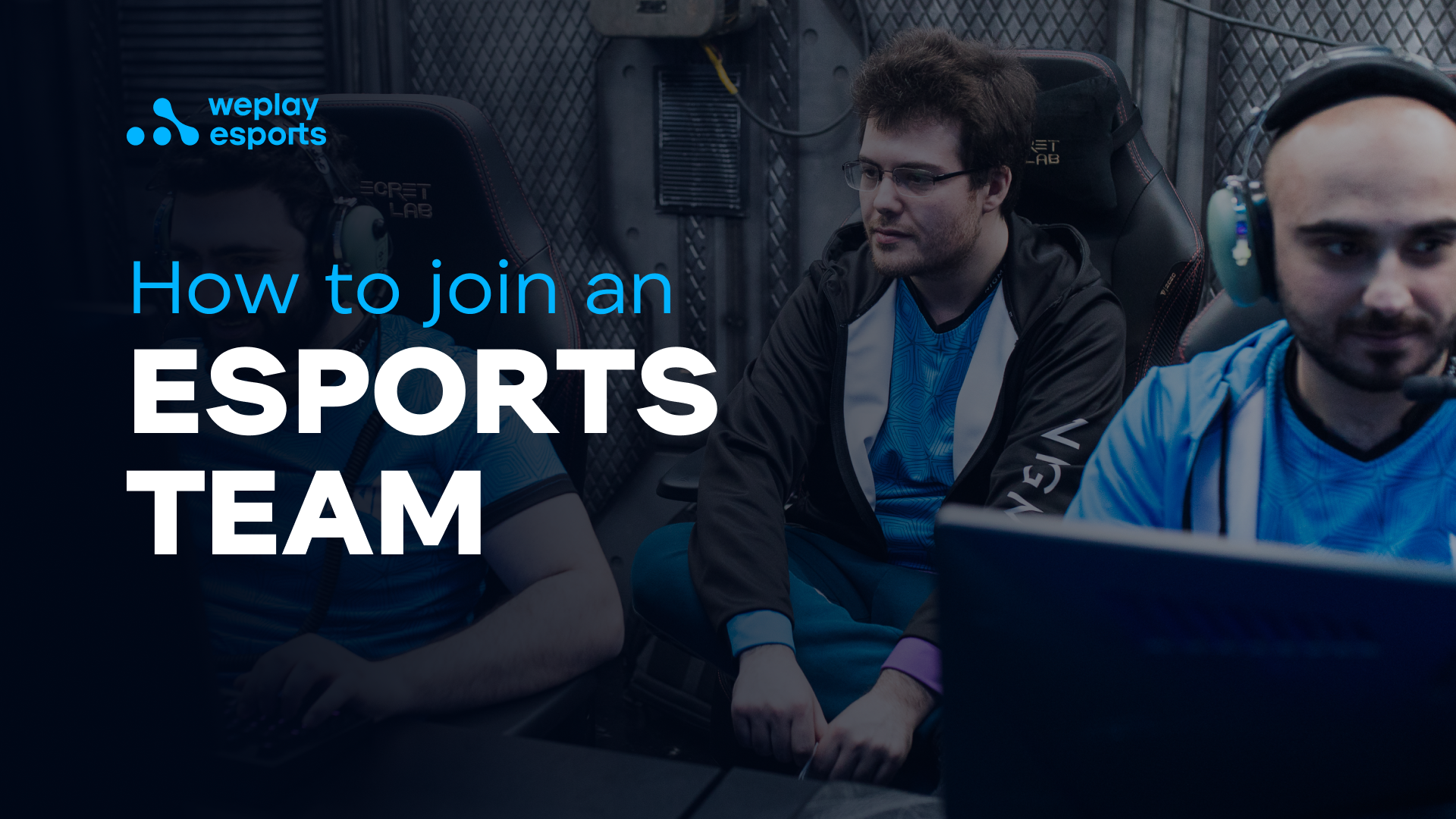 How to join an esport team