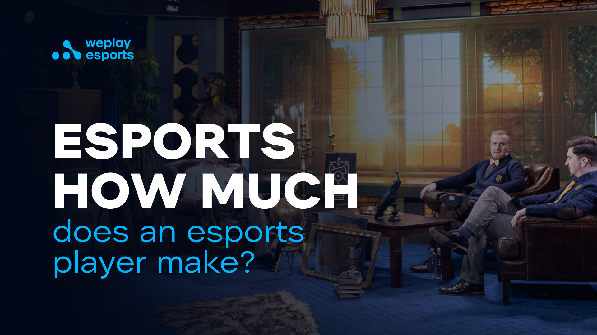 How much does an esports player make?