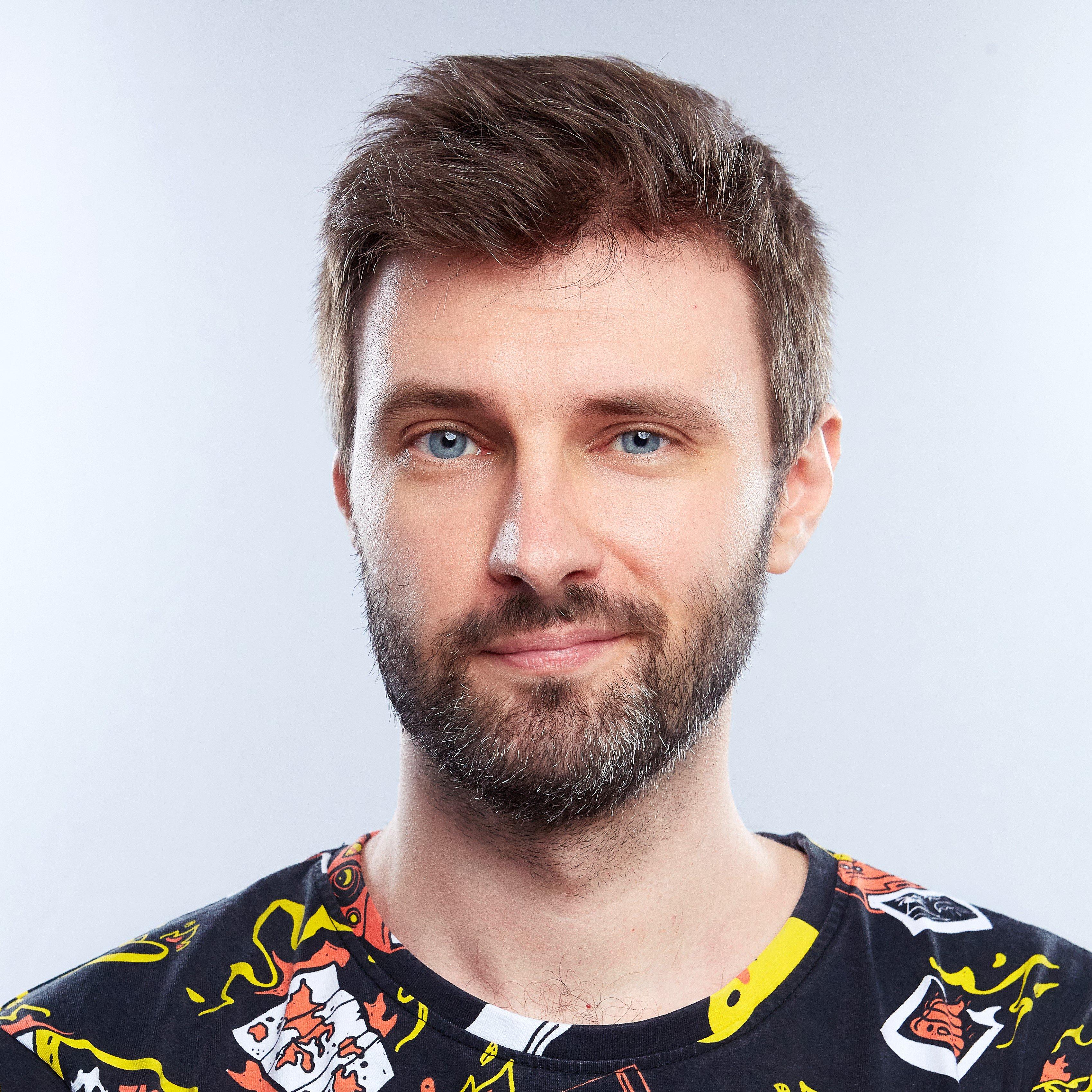Igor Bezborodov, talent at WePlay Esports. Visual: WePlay Holding