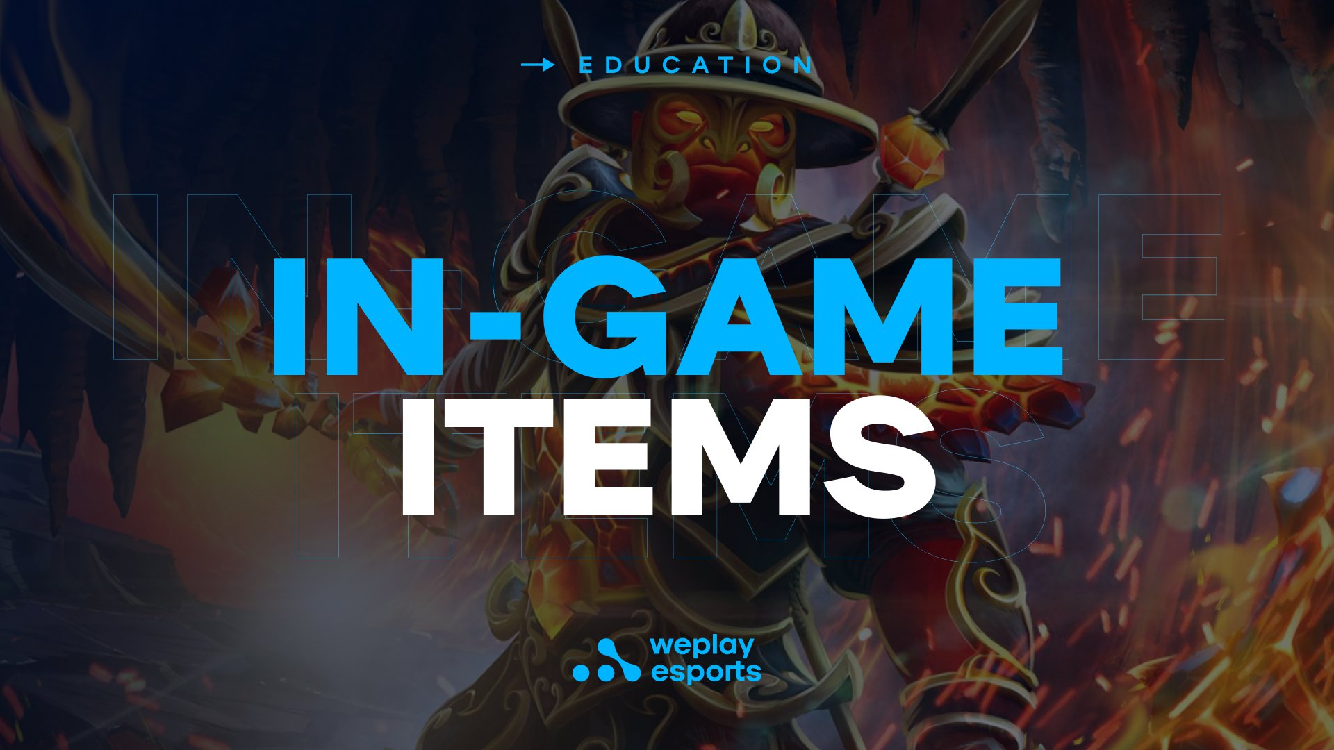 In-Game Items. Image: WePlay Holding