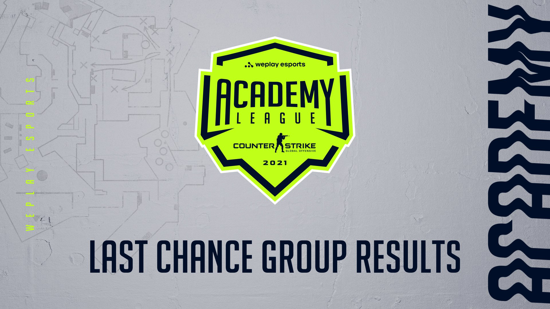 WePlay Academy League Season 2 Last Chance Group results. Image: WePlay Holding