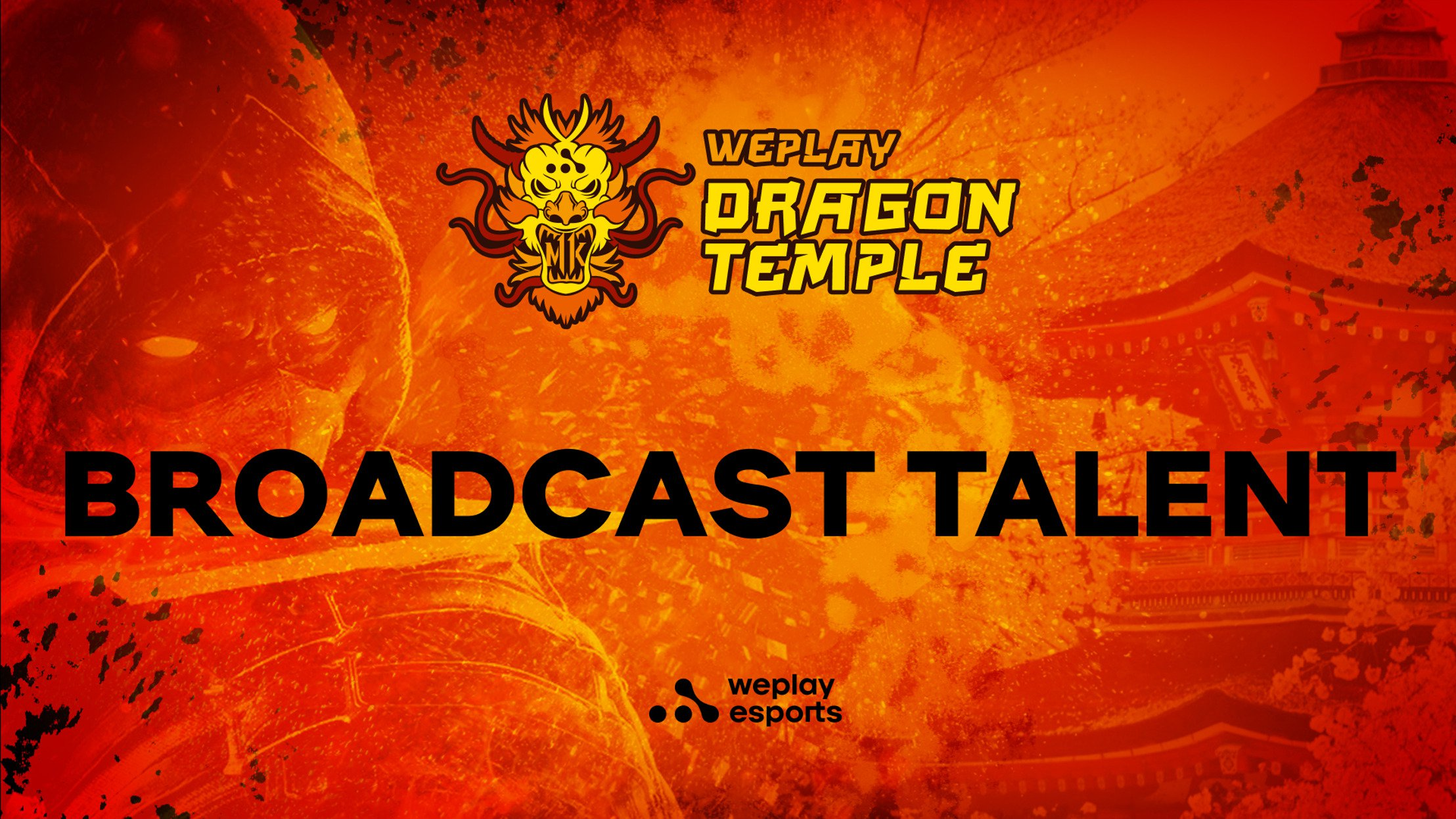Meet the broadcast talent behind WePlay Dragon Temple