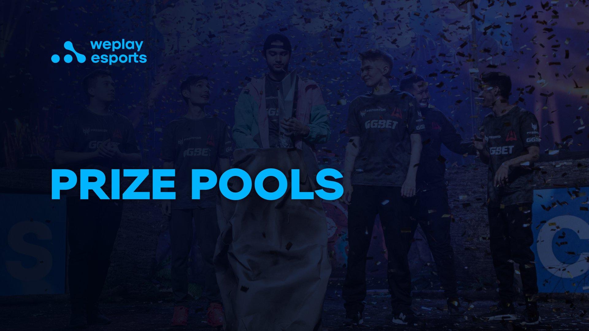 Prize pools