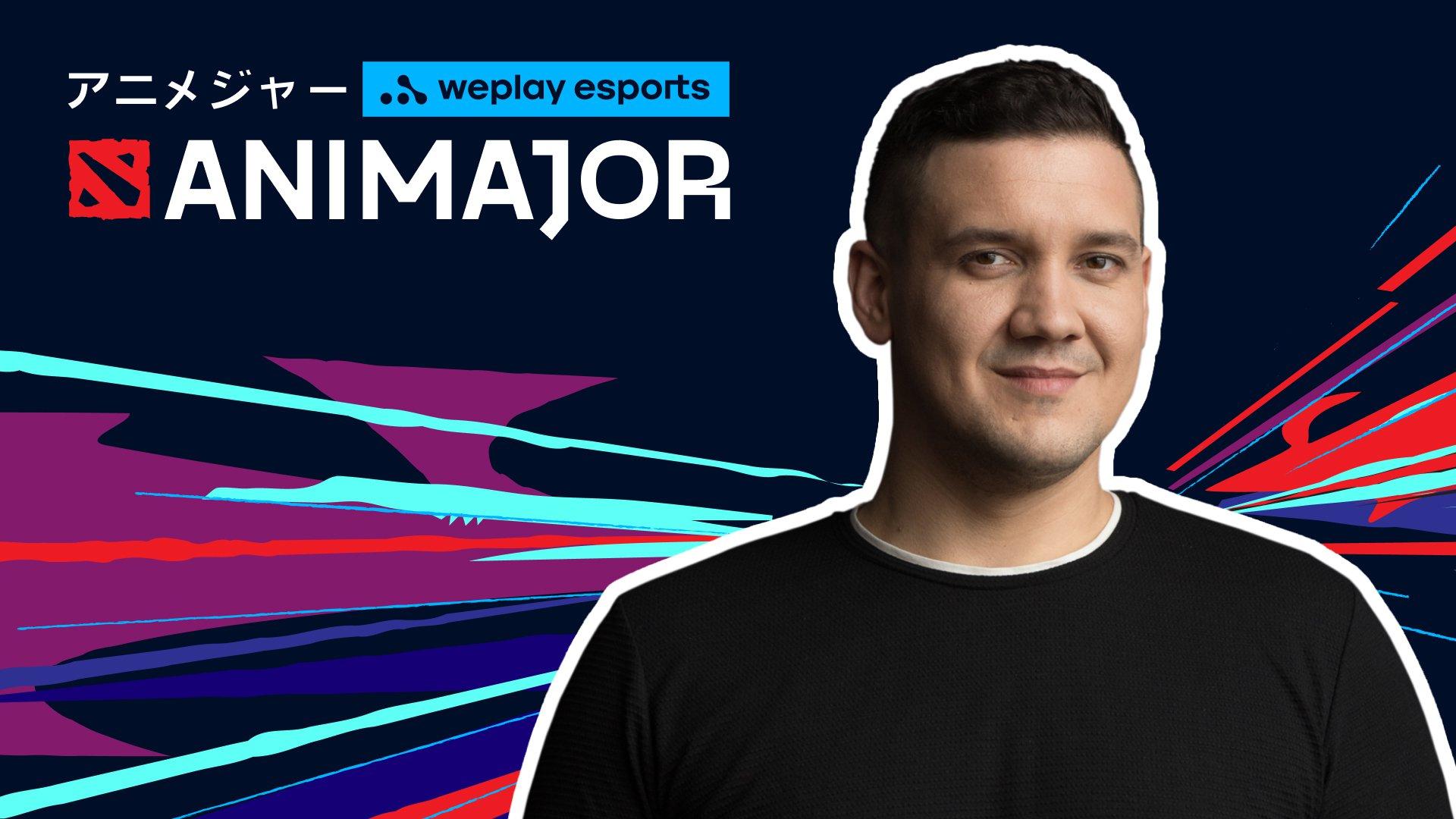 WePlay Esports首席执行官奥列格古梅纽克(Oleh Humeniuk)。 照片: WePlay Esports