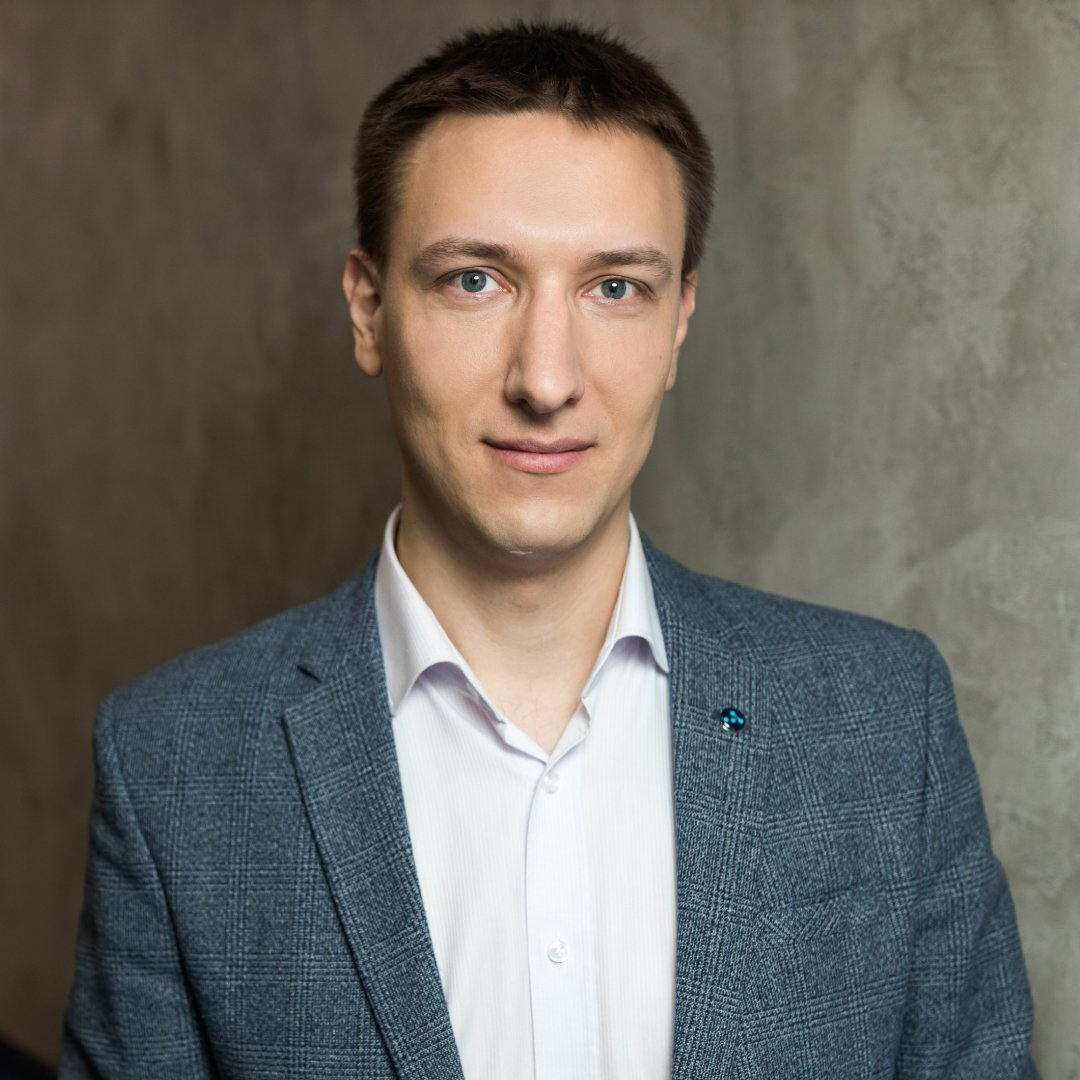 Oleksii Nogin, head of tournament operations at WePlay Esports. Photo: WePlay Holding