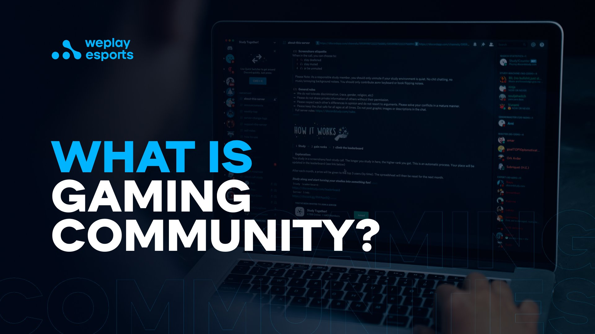 What is a Gaming Community?