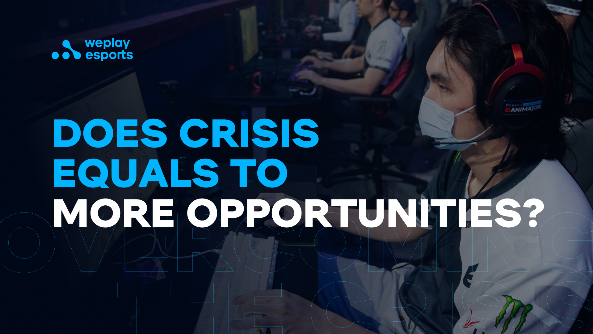 Does crisis equals to more opportunities?