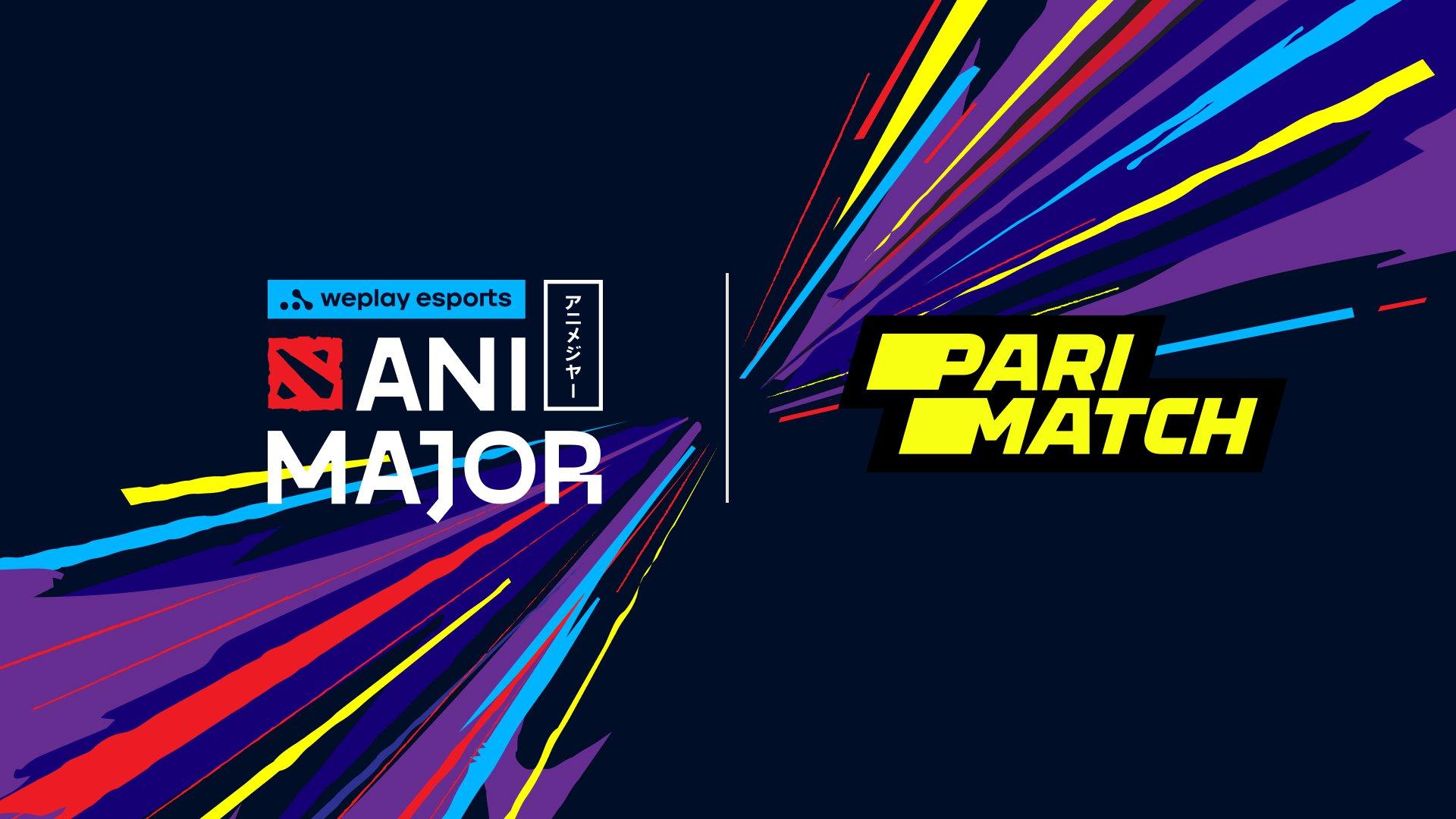 Parimatch стал партнером на втором мажоре текущего сезона Dota Pro Circuit. Изображение: WePlay Esports