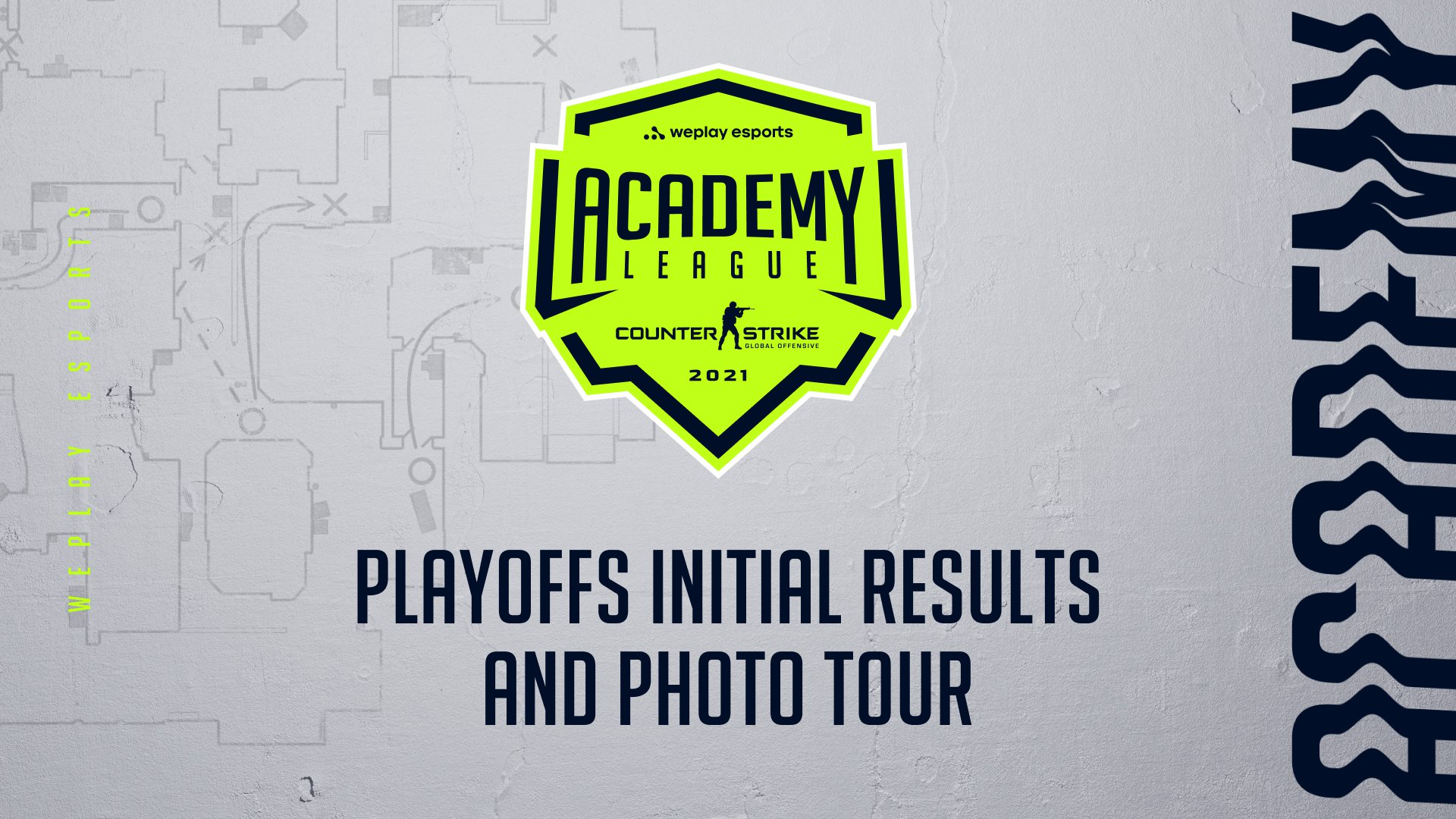 WePlay Academy League Season 1: playoffs initial results and photo tour. Image: WePlay Holding