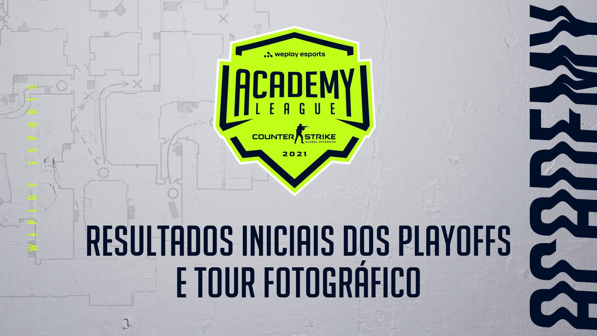 WePlay Academy League Season 1: resultados iniciais dos playoffs e tour fotográfico. Imagem: WePlay Holding