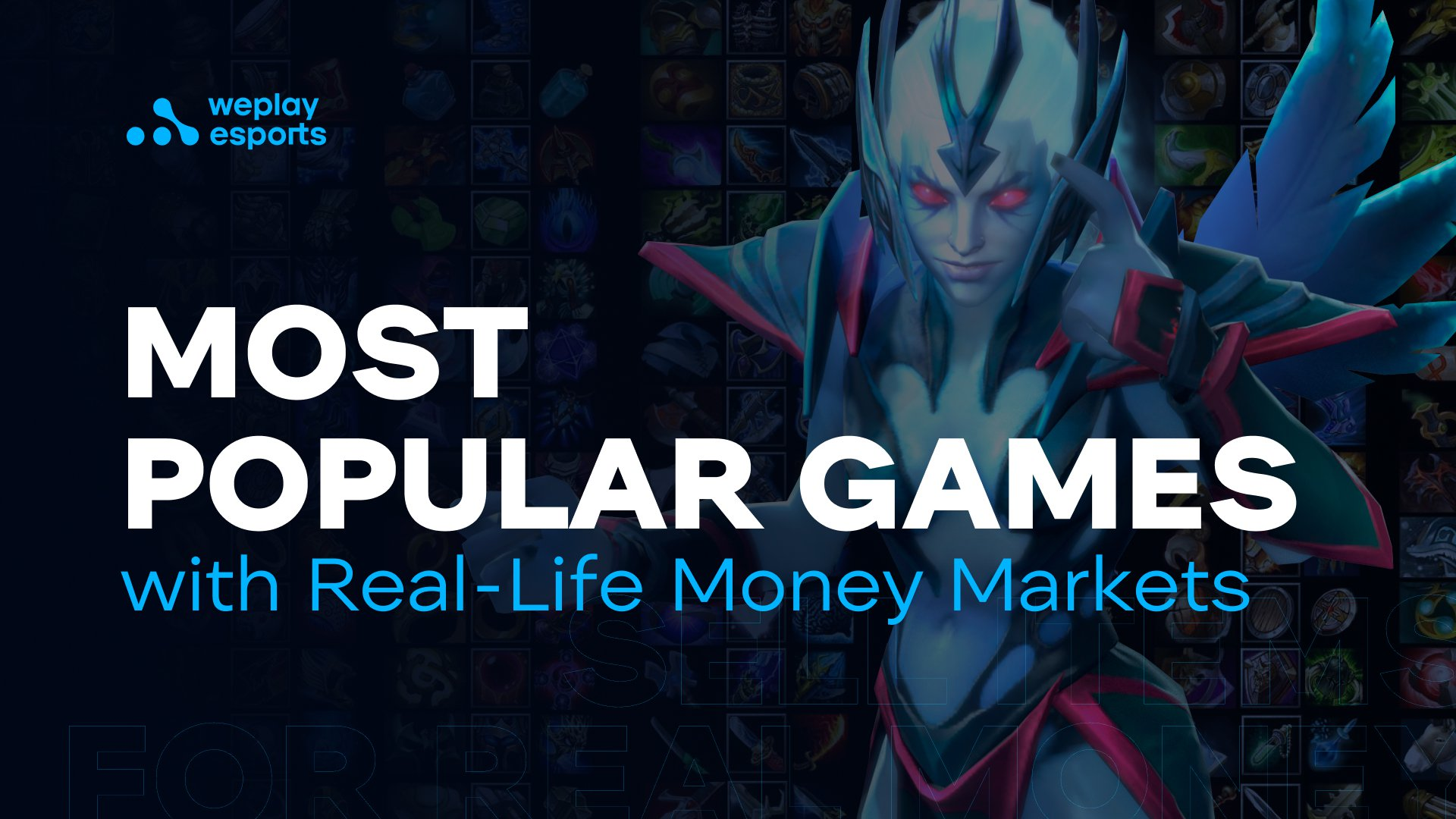 Most Popular Games with Real-Life Money Markets
