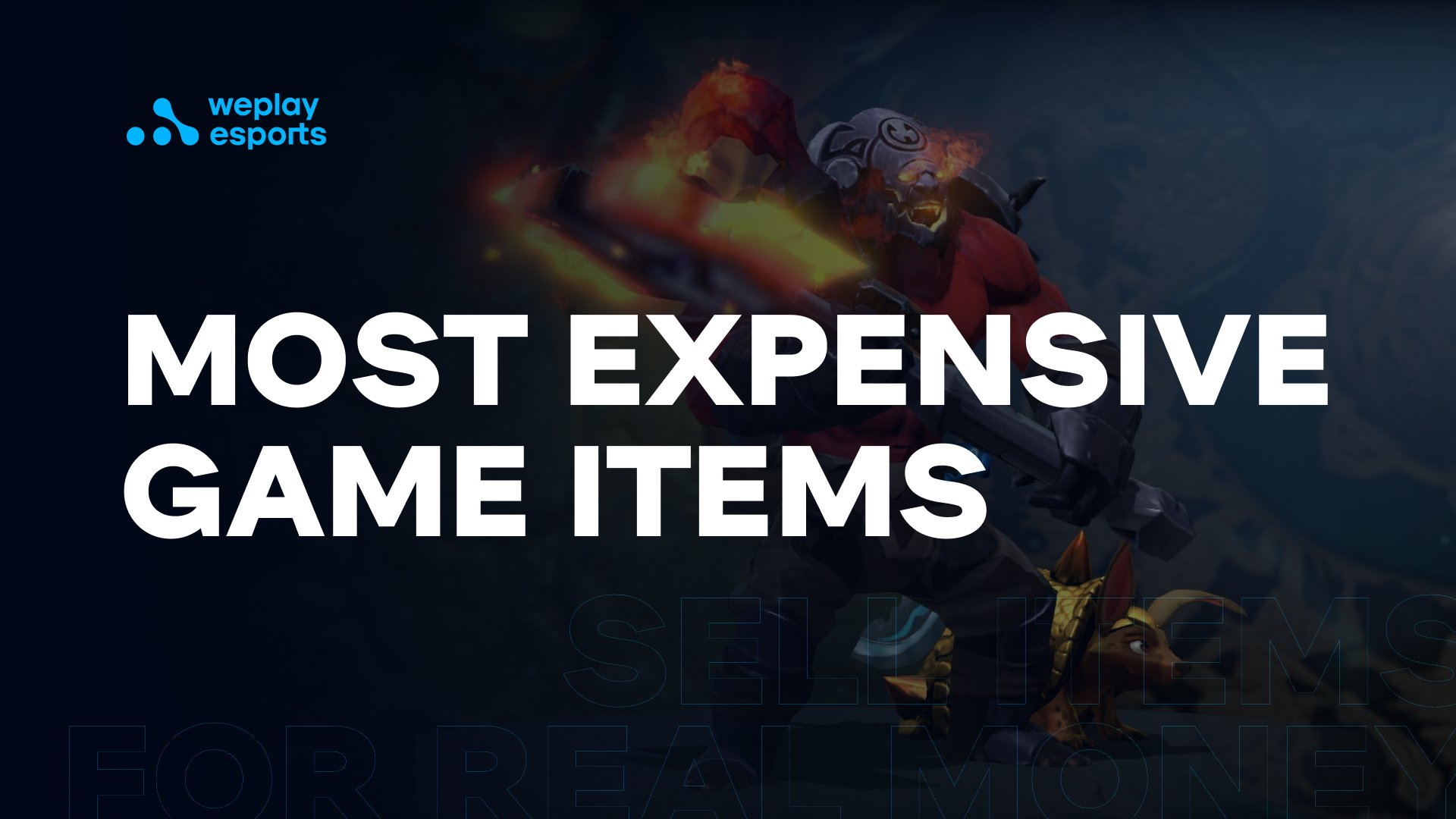 Most Expensive Game Items
